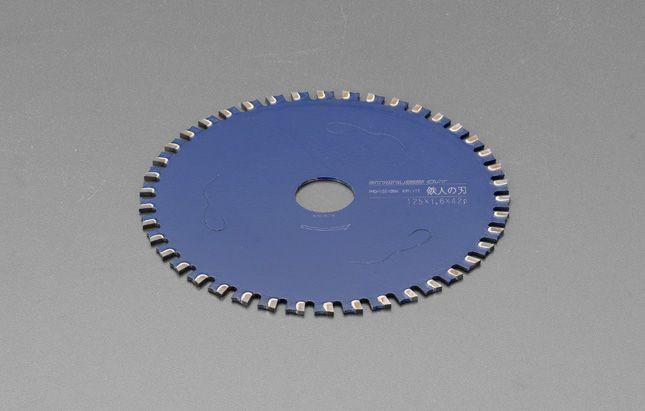 【メーカー在庫あり】 エスコ ESCO 180mm/60T 超硬チップソー ステンレス用 000012090017 HD店