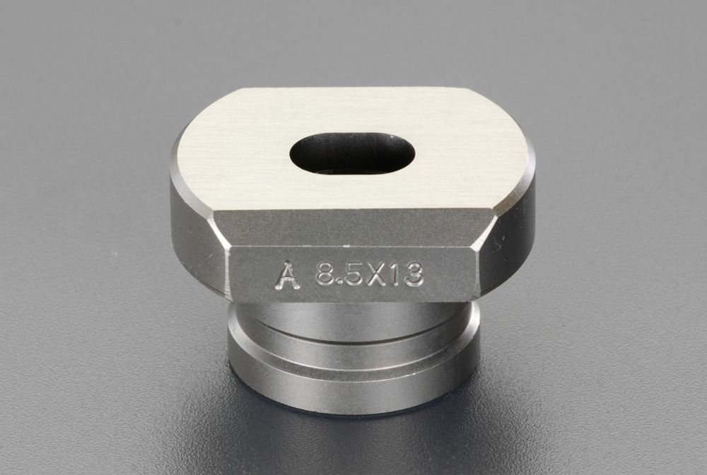 エスコ ESCO 6.5x10mm EA858HE用 ダイス 長穴厚板用 000012090130 HD店