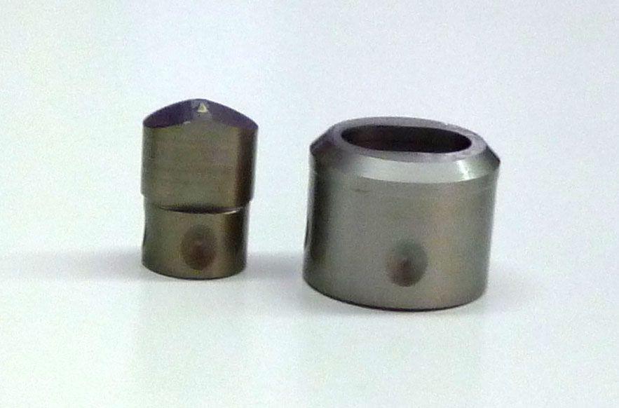 【メーカー在庫あり】 エスコ ESCO 10x15mm パンチ EA858HR-1A/長穴・厚板用 000012241354 HD店
