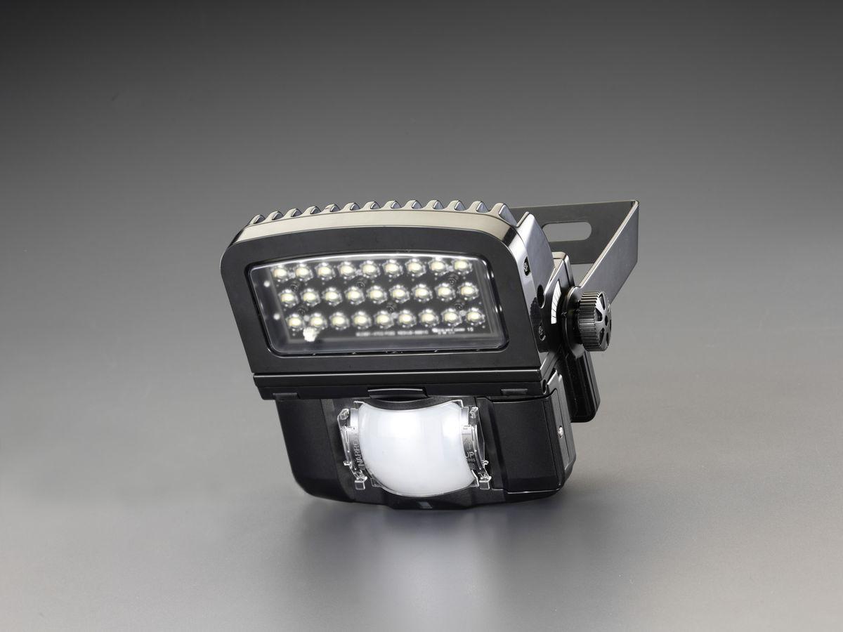 【メーカー在庫あり】 エスコ ESCO AC100V/39W LEDセンサーライト 000012264657 HD店