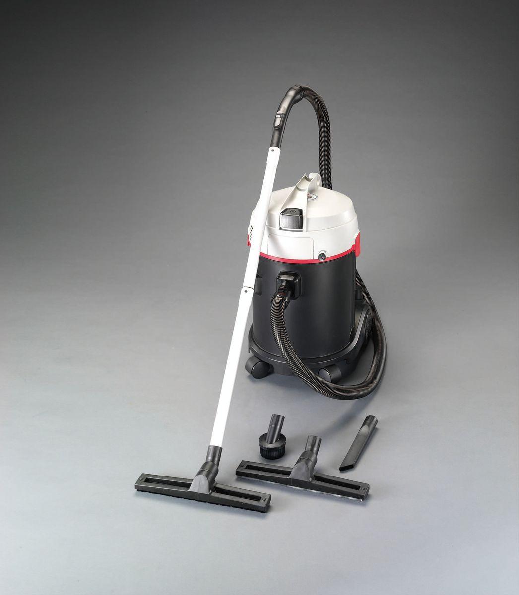 【メーカー在庫あり】 エスコ ESCO AC100V/1100W/30L 乾湿両用掃除機/強弱切換 000012235412 HD店