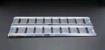 エスコ ESCO 0.30x2.12m/0.5ton ブリッジ アルミ製 000012007614 HD店