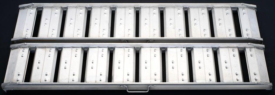 【メーカー在庫あり】 エスコ ESCO 0.30x1.82m/1.2ton ブリッジ アルミ製 000012075340 HD店