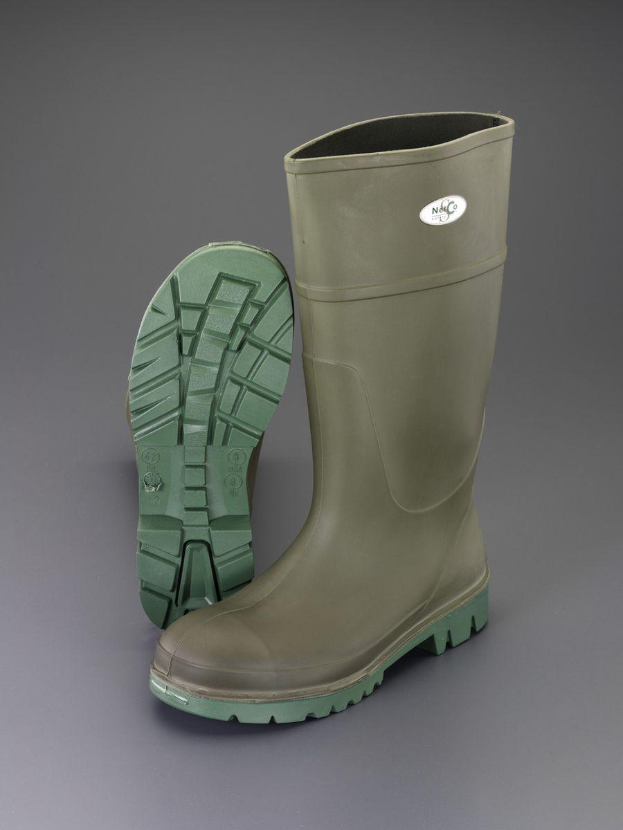 【メーカー在庫あり】 エスコ ESCO 26.0cm 安全長靴 000012248281 HD店