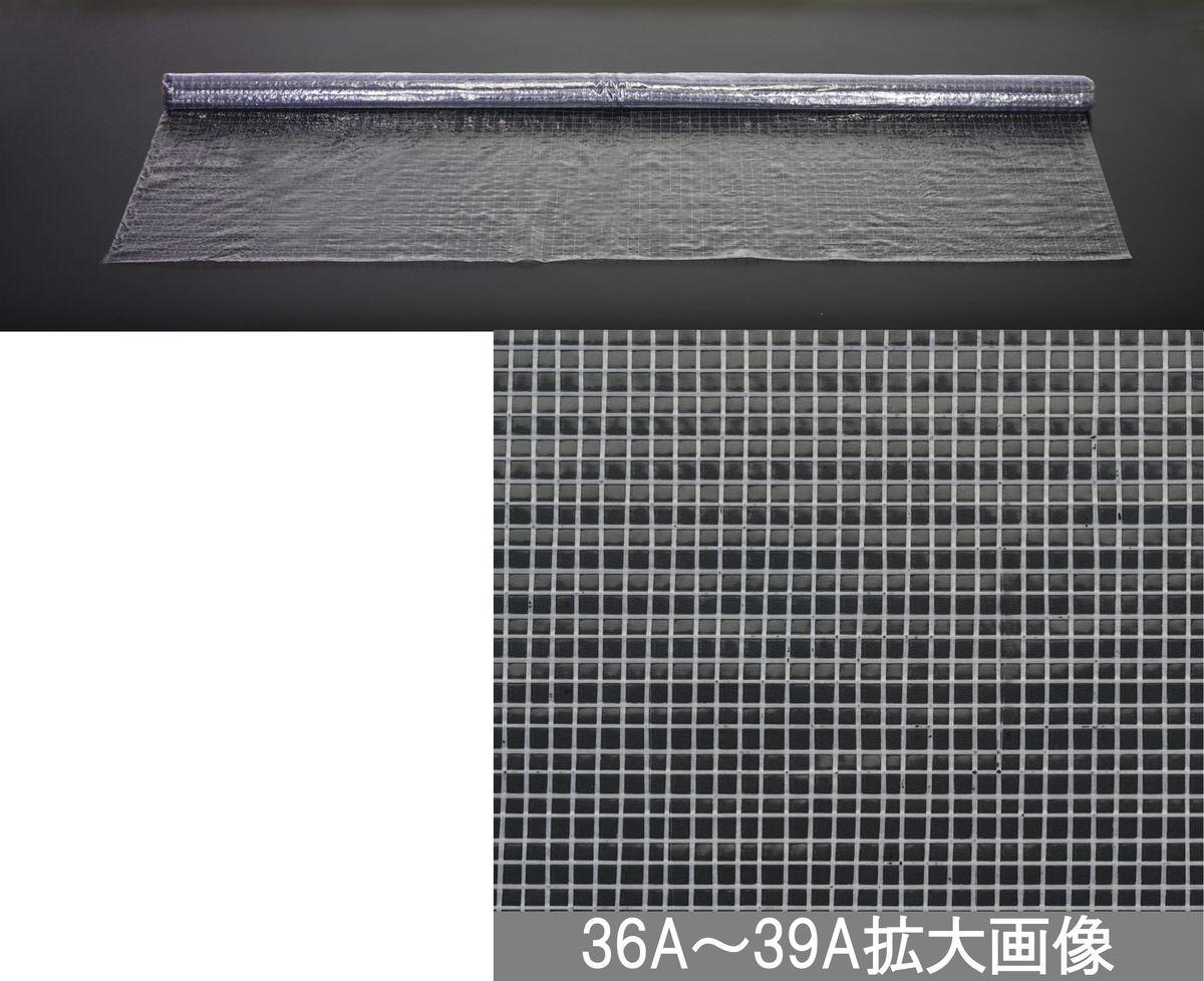 エスコ ESCO 0.42x2030mm x10m 制電性ビニールシート 000012223072 HD店