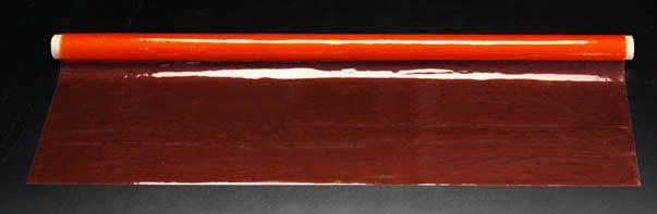 【メーカー在庫あり】 エスコ ESCO 0.5x915mmx10m PVC製 フィルム オレンジ 000012090312 HD店