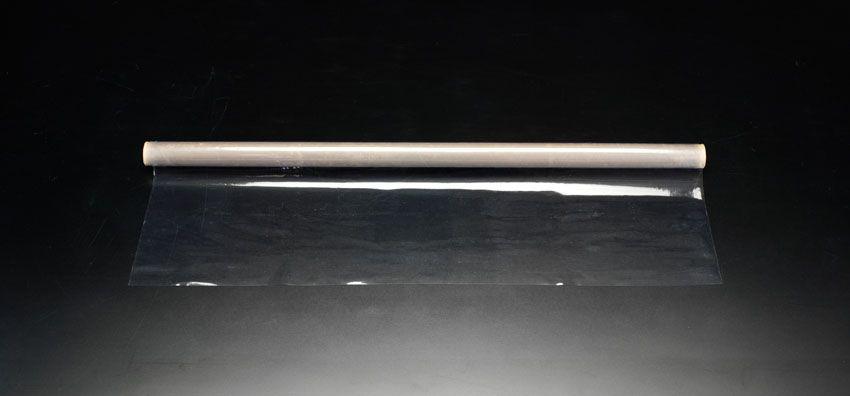 【メーカー在庫あり】 エスコ ESCO 0.8x915mmx 5m PVC製 フィルム クリアー 000012090317 HD店