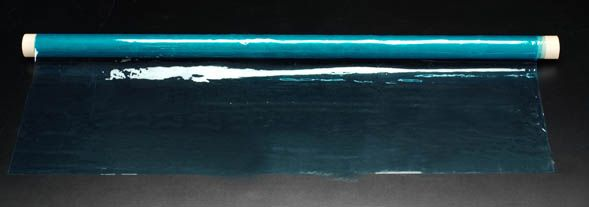 エスコ ESCO 1.0x915mmx 5m PVC製 フィルム ライトブルー 000012090344 HD店