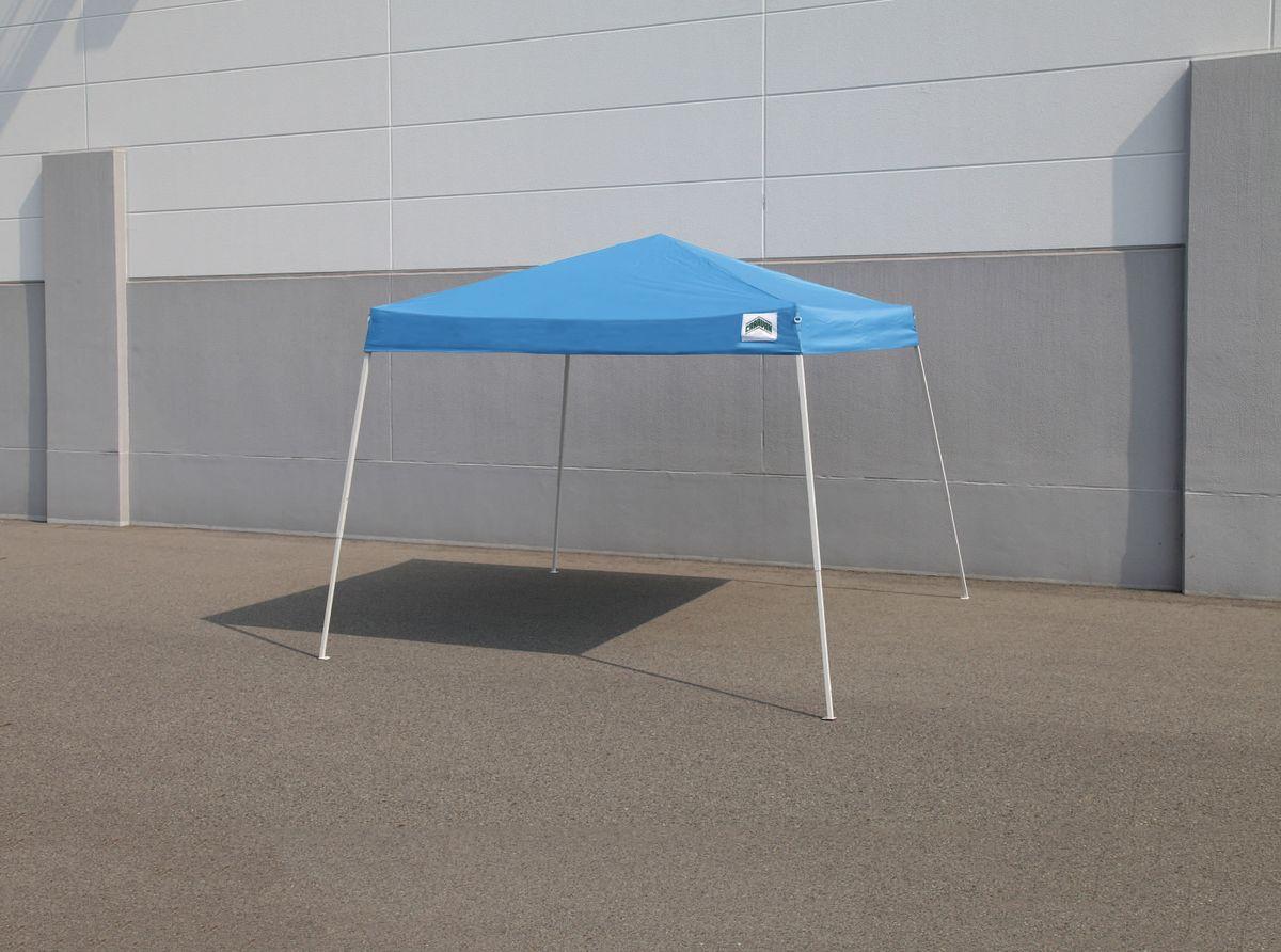 【メーカー在庫あり】 エスコ ESCO 3.0x3.0m 四脚テント 青 000012241610 HD店
