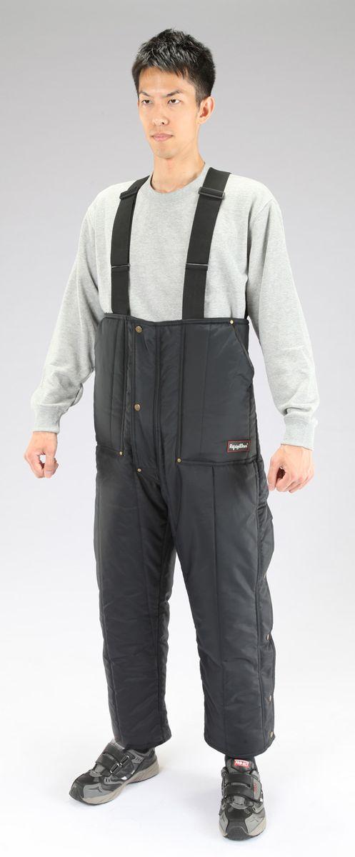 【メーカー在庫あり】 エスコ ESCO 2XL 防寒ズボン Navy 000012064663 HD店