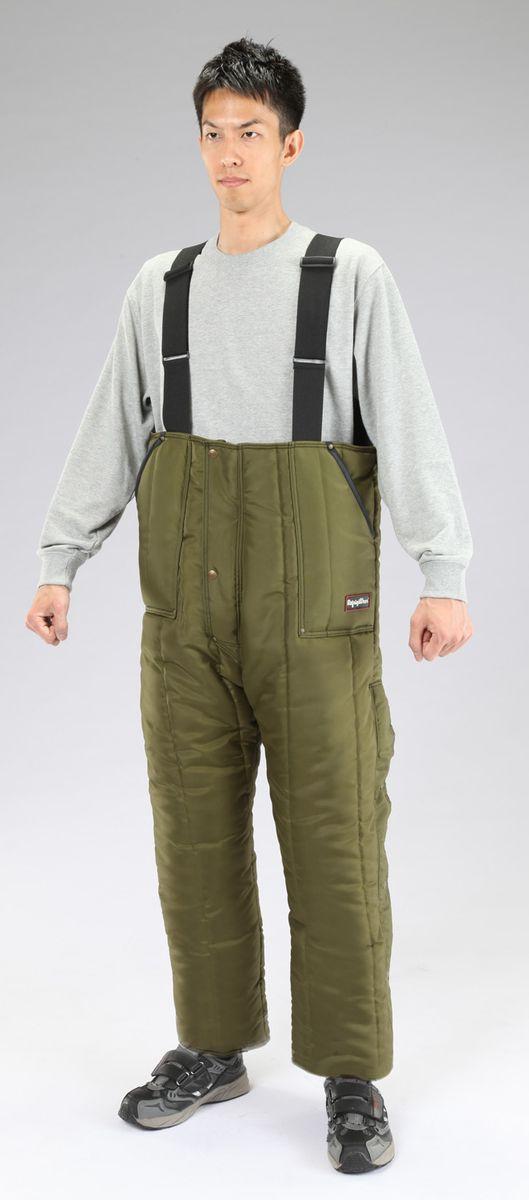 【メーカー在庫あり】 エスコ ESCO XL 防寒ズボン Sage 000012042735 HD店