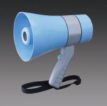 【メーカー在庫あり】 エスコ ESCO 3W メガホン 防水型 000012072199 HD店