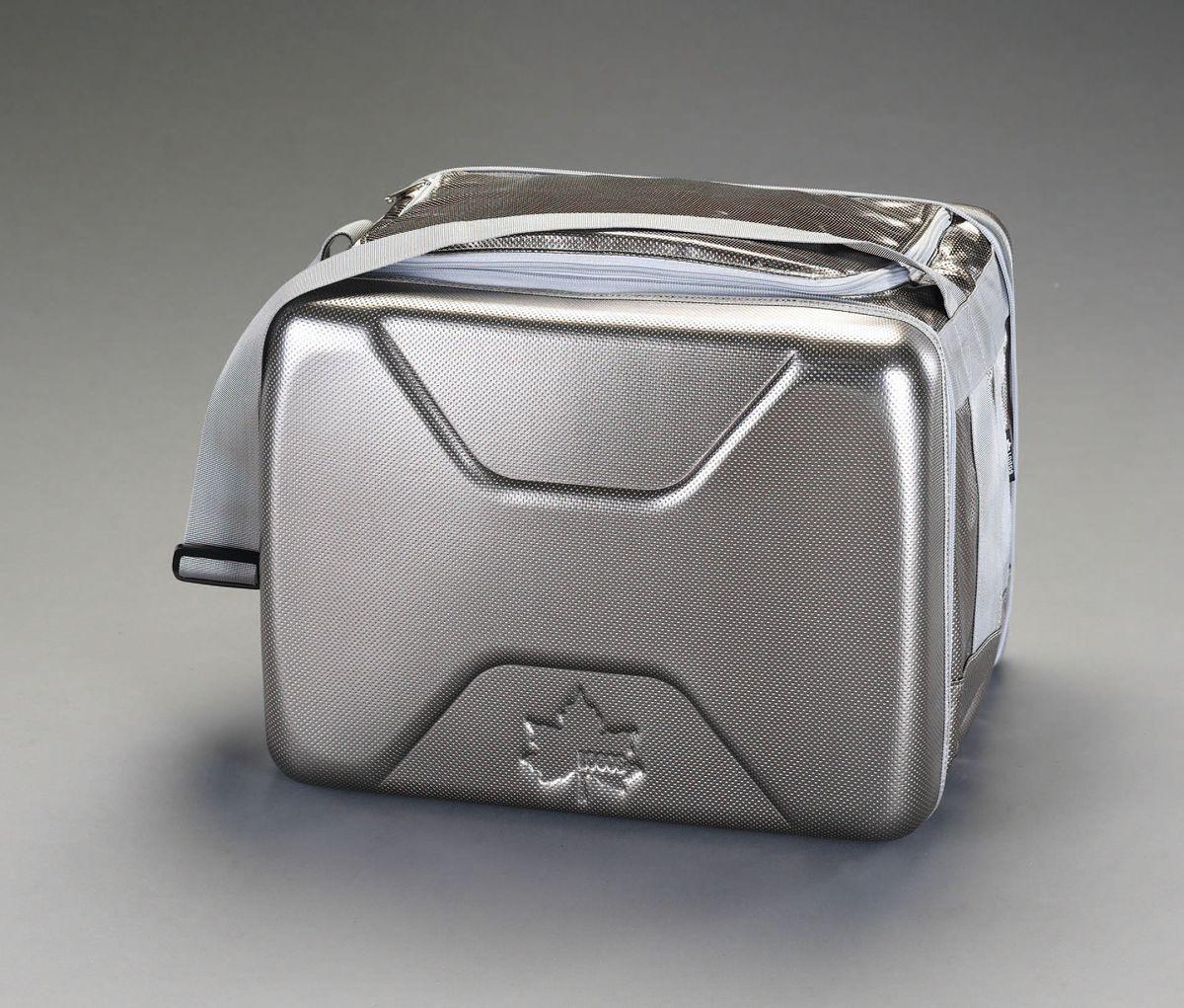 【メーカー在庫あり】 エスコ ESCO 430x350x350mm/40L 保冷ボックス 折畳み式 000012230072 HD店
