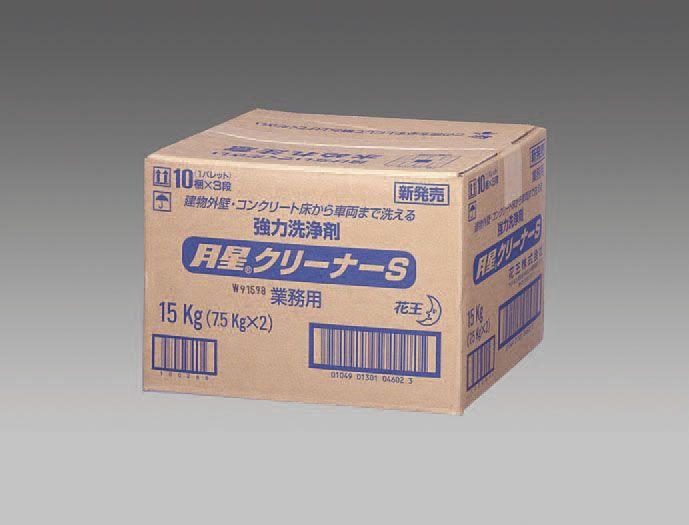 【メーカー在庫あり】 エスコ ESCO 15kg 強力洗浄剤 月星クリーナーS 000012216259 HD店