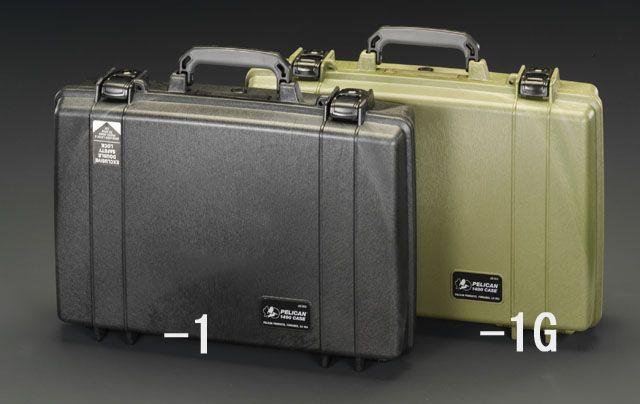 【メーカー在庫あり】 エスコ ESCO 453x292x104mm/内寸 防水ケース 17