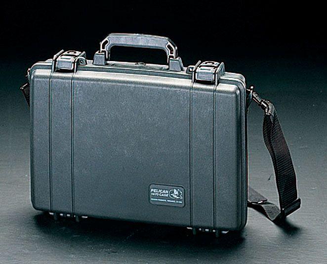 【メーカー在庫あり】 エスコ ESCO 453x292x104mm/内寸 防水ケース 14