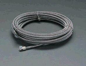 【メーカー在庫あり】 エスコ(ESCO) EA340GH用 9.5mmx 7.5m ケーブル 000012061159 HD