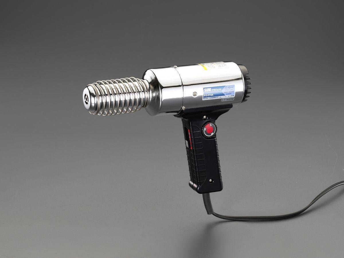 【メーカー在庫あり】 エスコ ESCO AC100V/1020W ヒートガン(温度可変式) 000012252605 HD