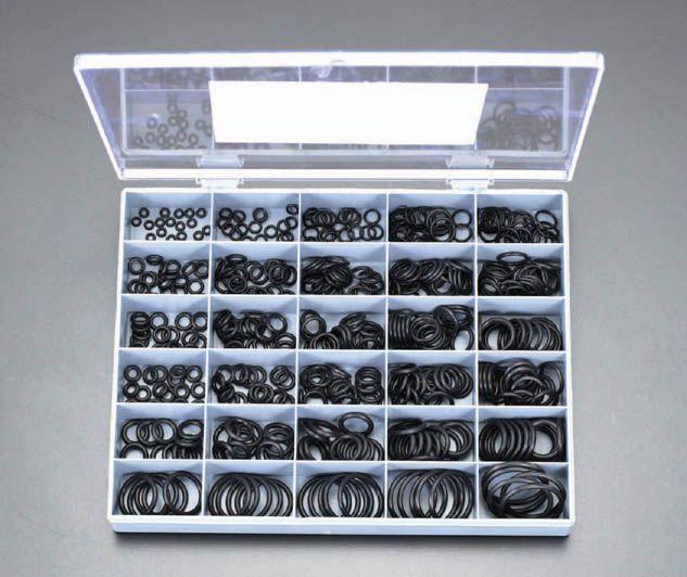 【メーカー在庫あり】 エスコ ESCO φ3.0-30.2mm オーリングセット(30サイズ) 000012045901 HD