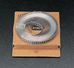 【メーカー在庫あり】 エスコ ESCO 10mmx10m 自在バンド(304ステンレス製) 000012012454 HD