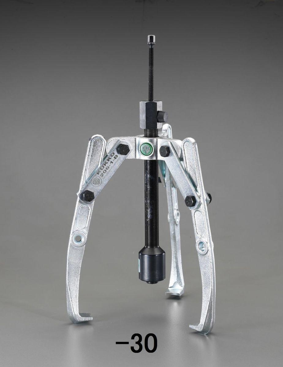 エスコ ESCO 250mm 油圧式プーラー 000012237276 HD