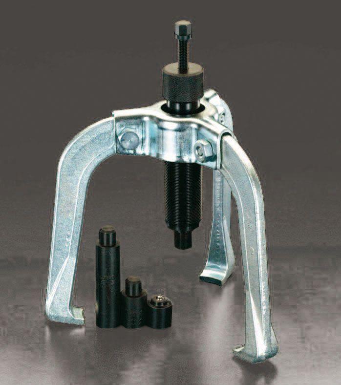 【メーカー在庫あり】 エスコ ESCO 150mm 油圧式プーラーセット(2アーム 3アーム) 000012057290 HD