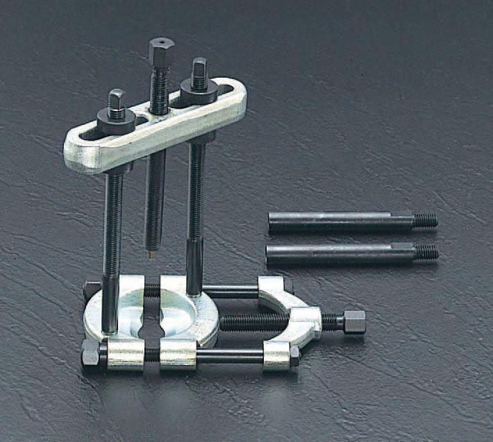 【メーカー在庫あり】 エスコ ESCO 115mm ベアリングプーラーセット 000012014557 HD