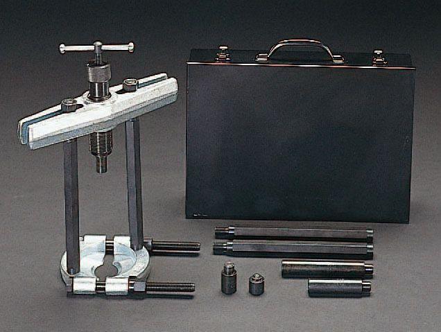 【メーカー在庫あり】 エスコ ESCO 100mm 油圧式ベアリングプーラー 000012057375 HD