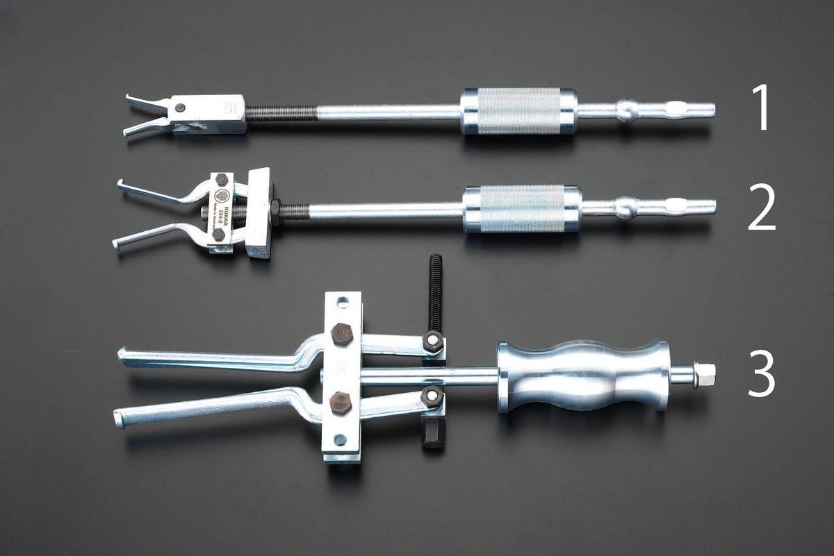 【メーカー在庫あり】 エスコ ESCO 15- 50mm スライドハンマープーラー 000012014559 HD