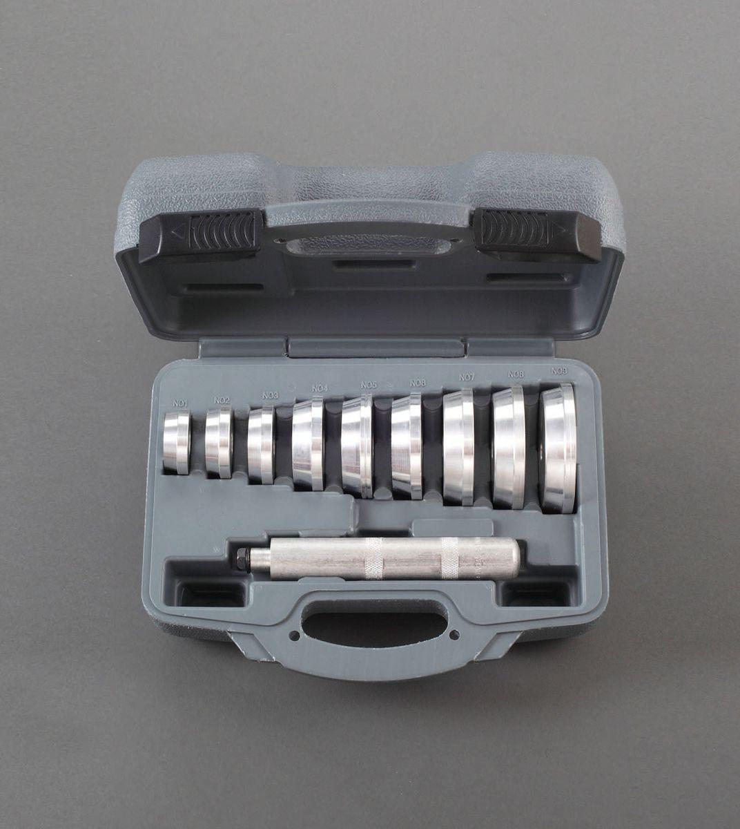 【メーカー在庫あり】 エスコ ESCO ベアリング挿入工具セット 000012237417 HD