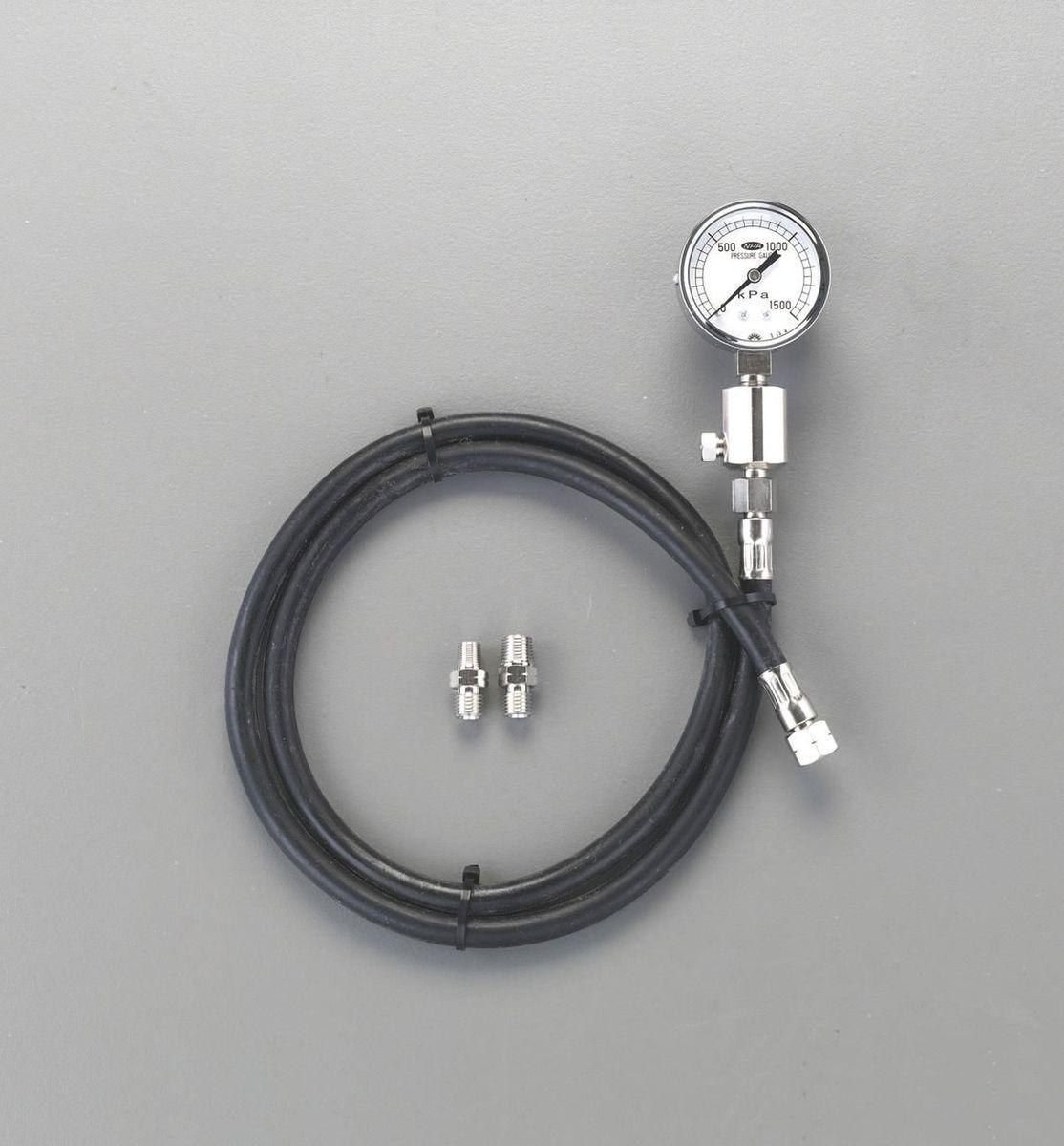 【メーカー在庫あり】 エスコ ESCO 1500kPa/60mm 低圧用油圧計 000012208639 HD