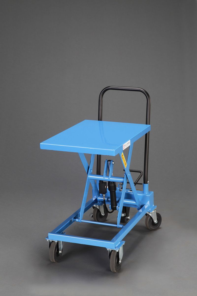 【メーカー在庫あり】 エスコ ESCO 550x350mm/100kg テーブルリフト 000012258471 HD