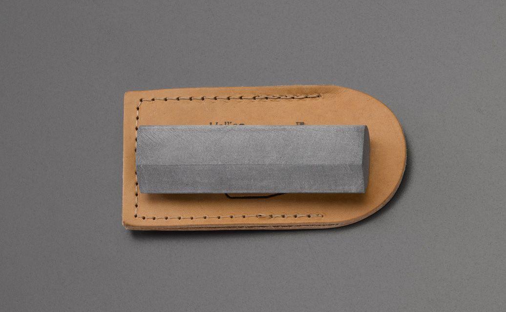【メーカー在庫あり】 エスコ ESCO 75x25x9.5mm 油砥石 櫛形(4個組/極細目) 000012026961 HD