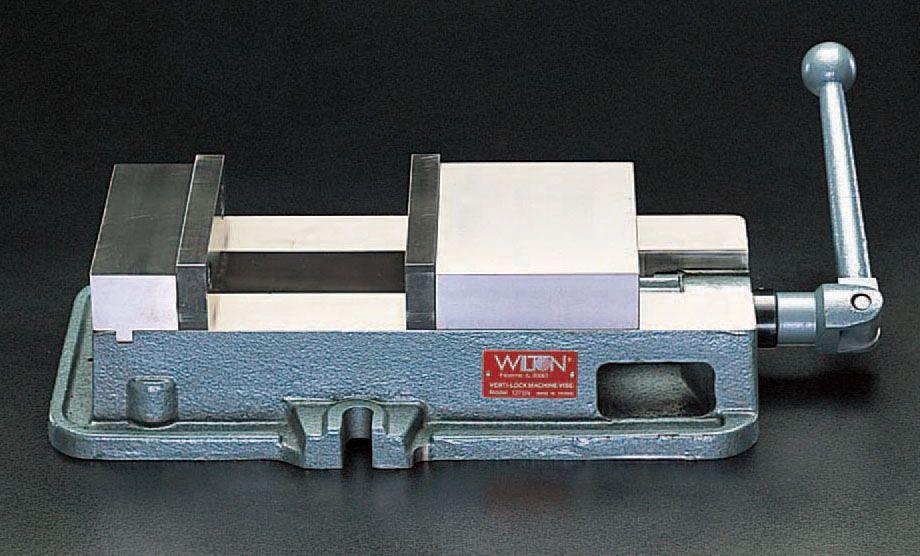 【メーカー在庫あり】 エスコ ESCO 178mm ミーリングマシンバイス 000012061737 HD