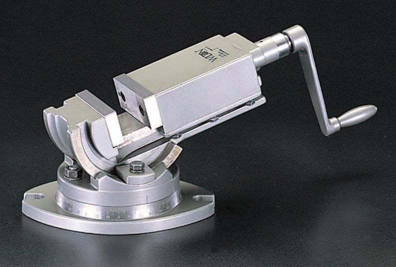 【メーカー在庫あり】 エスコ ESCO 75mm 精密マシンバイス(2ウェイ) 000012002982 HD