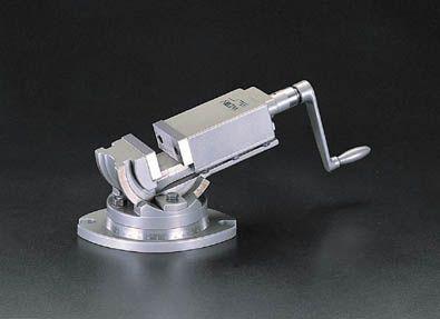 【メーカー在庫あり】 エスコ ESCO 150mm 精密マシンバイス(2ウェイ) 000012002985 HD