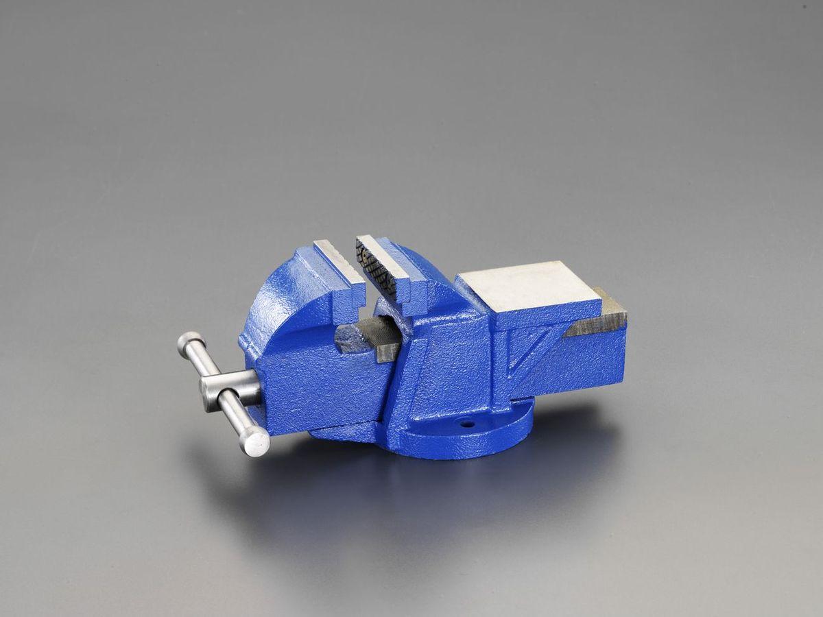 【メーカー在庫あり】 エスコ ESCO 125mm ベンチバイス 000012249464 HD