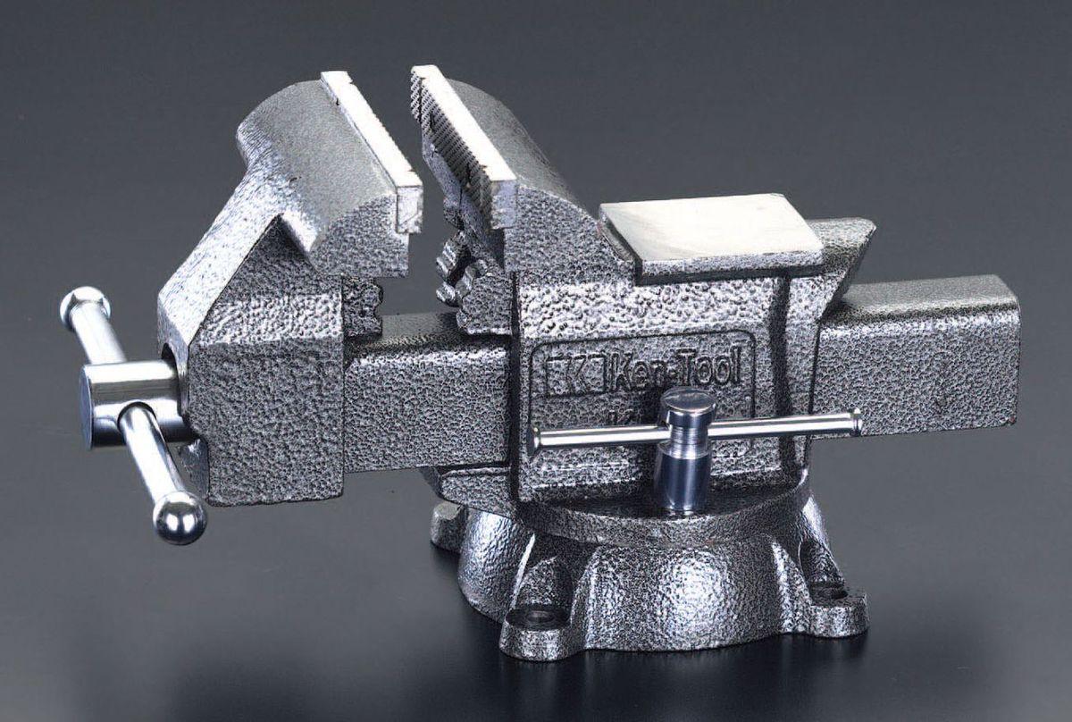【メーカー在庫あり】 エスコ ESCO 140mm/0-170mm ワークショップバイス 000012046105 HD