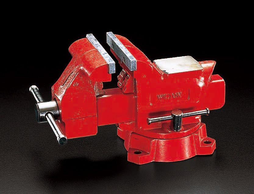 【メーカー在庫あり】 エスコ ESCO 165mm/0-150mm ワークショップバイス 000012051102 HD