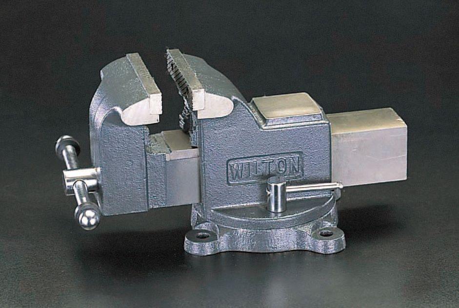 【メーカー在庫あり】 エスコ ESCO 150mm/0-150mm ワークショップバイス 000012061748 HD