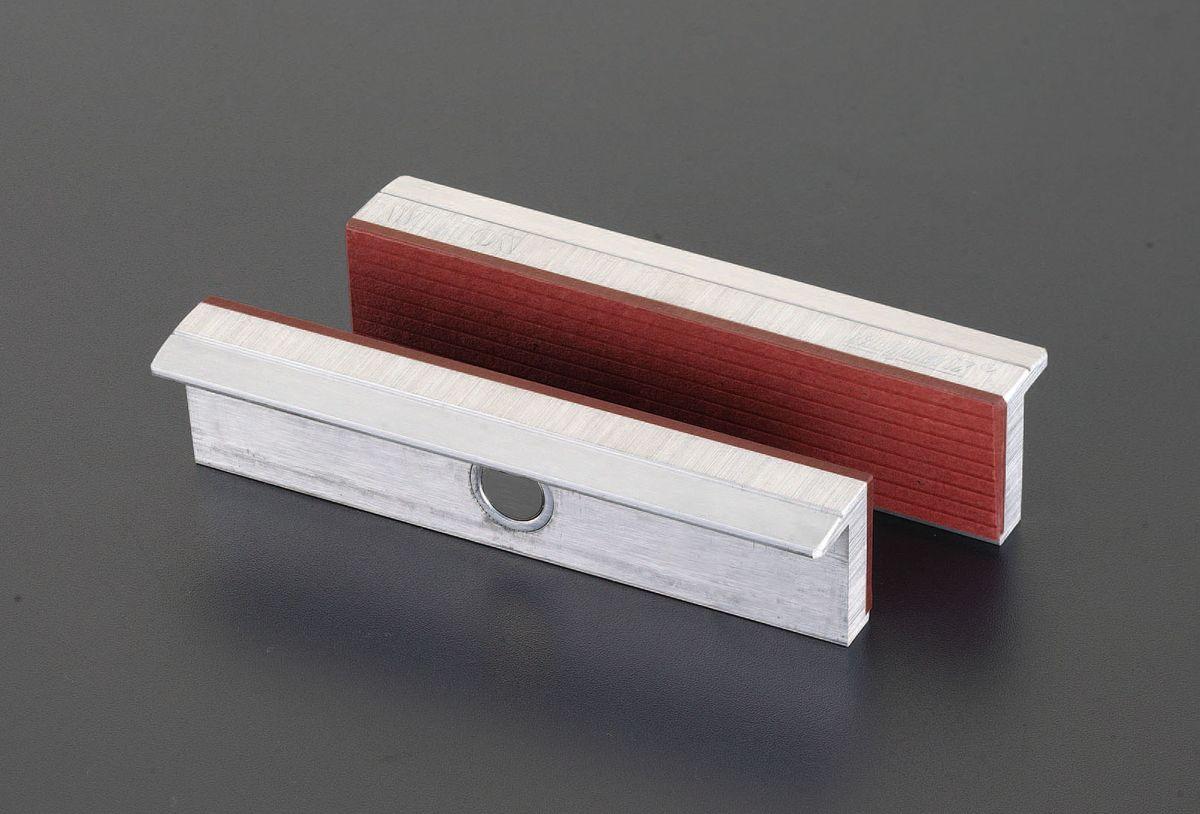 【メーカー在庫あり】 エスコ ESCO 150mm バイス口金(ファイバー) 000012031430 HD