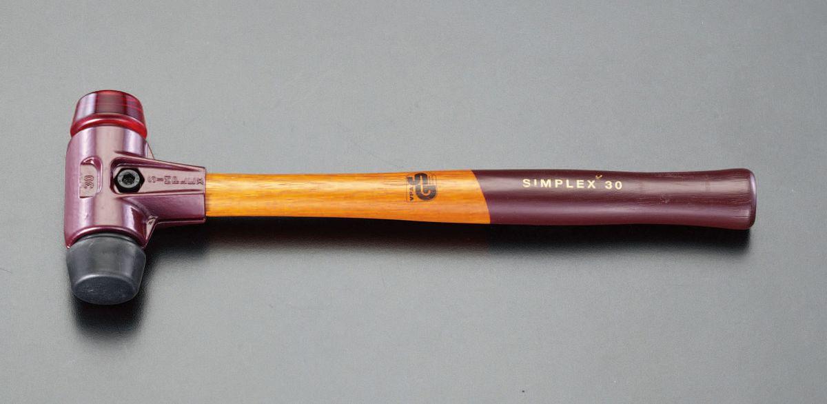 【メーカー在庫あり】 エスコ ESCO 1550g/60mm ハンマー(ラバー/プラスティック) 000012046761 HD店