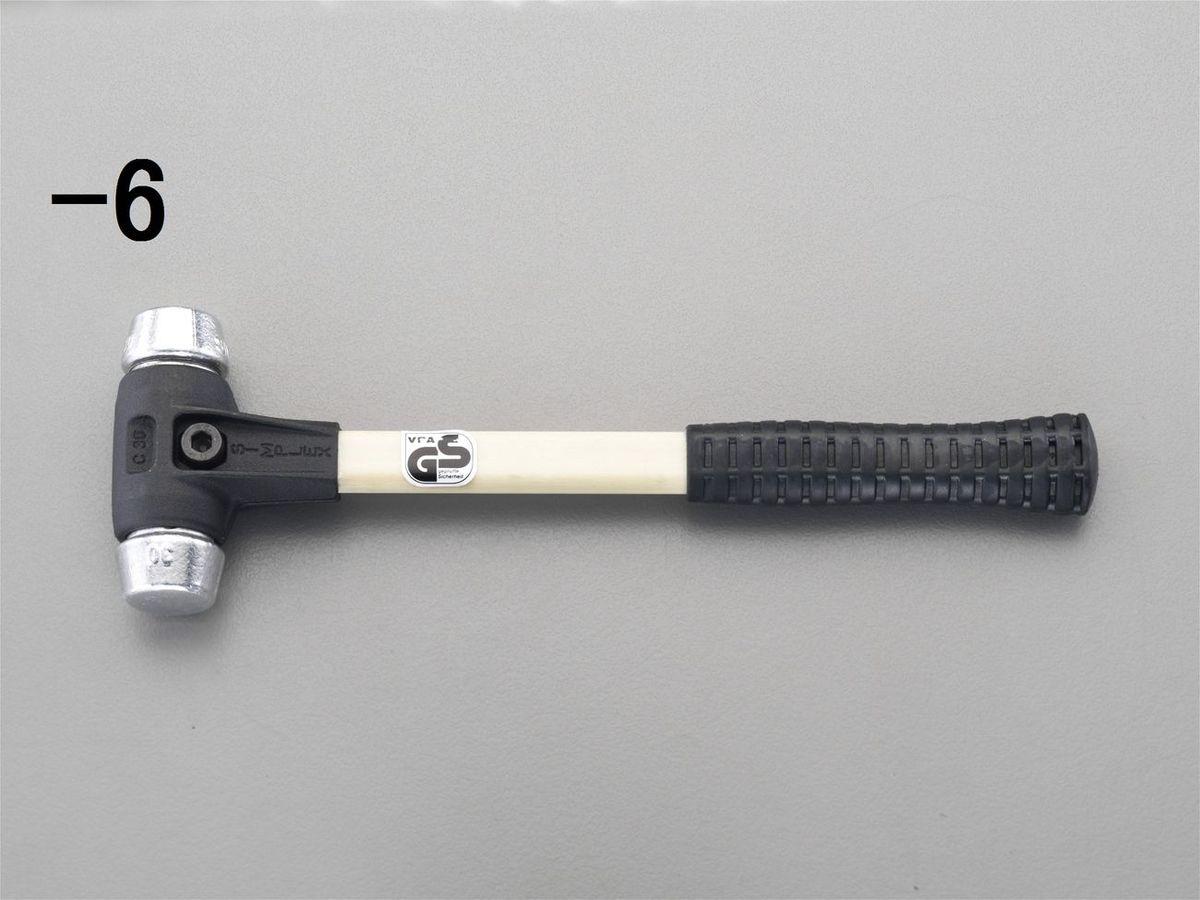 【メーカー在庫あり】 エスコ ESCO 1490g/50mm ソフトメタルハンマー(ハード) 000012238178 HD店