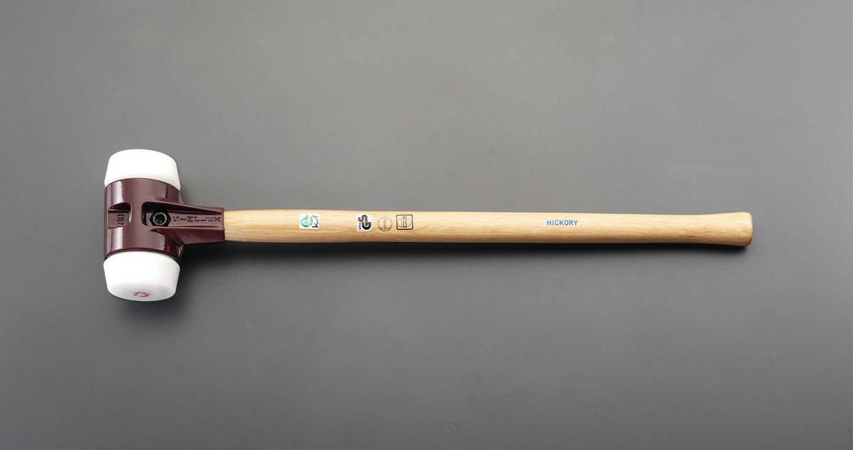 【メーカー在庫あり】 エスコ ESCO 3.2kg/ 80mm 大ハンマー(スーパープラスティック) 000012046778 HD店