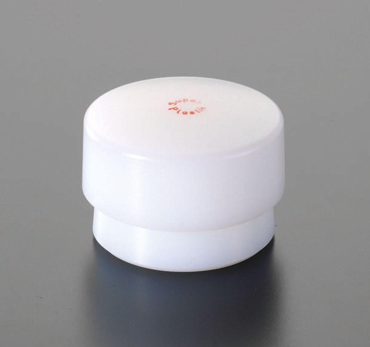 【メーカー在庫あり】 エスコ ESCO 140mm プラスチック交換ヘッド(M ハード) 000012046804 HD店