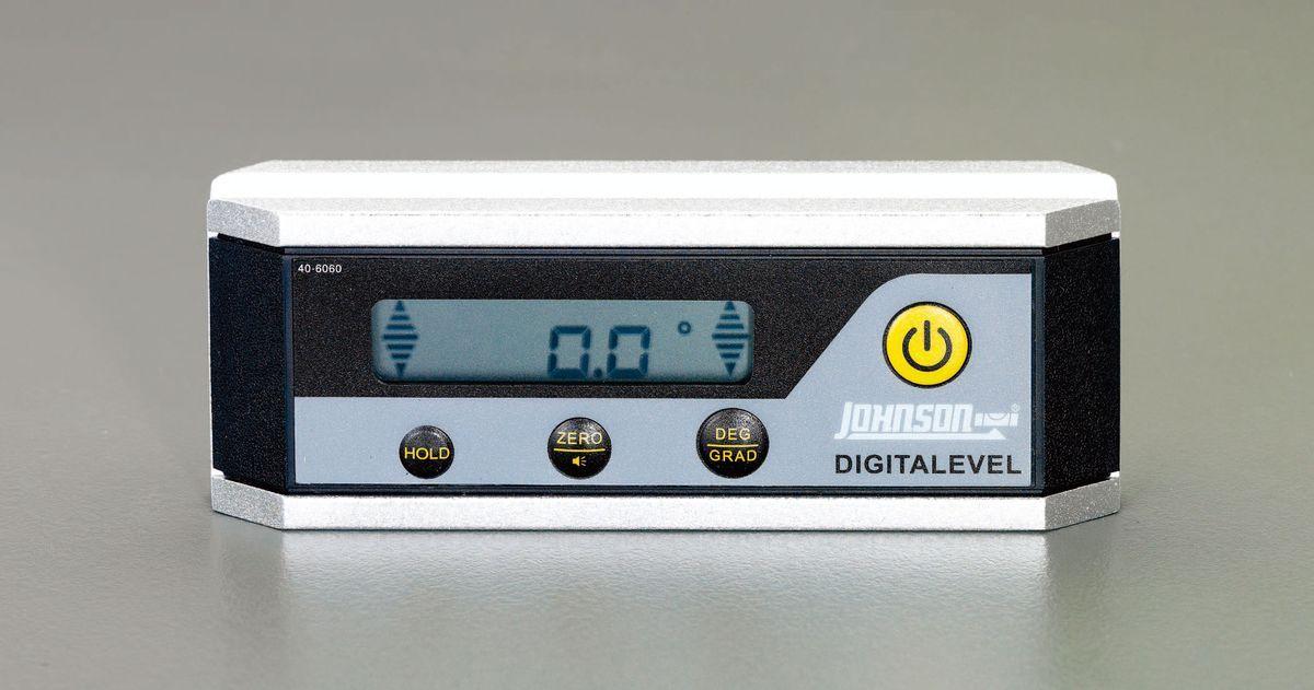 156mm HD店 【メーカー在庫あり】 ESCO 水平器(デジタル) エスコ 000012200019