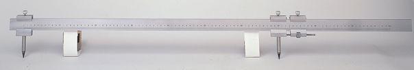【メーカー在庫あり】 エスコ ESCO 500mm 目盛付 ビームトランメル 000012079923 HD店