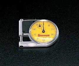 【メーカー在庫あり】 エスコ ESCO 0- 9mm シクネスゲージ(ダイアル付) 000012053552 HD店