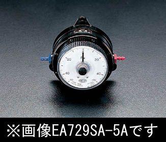 【メーカー在庫あり】 エスコ ESCO 0-100Pa 微差圧計 000012080145 HD店