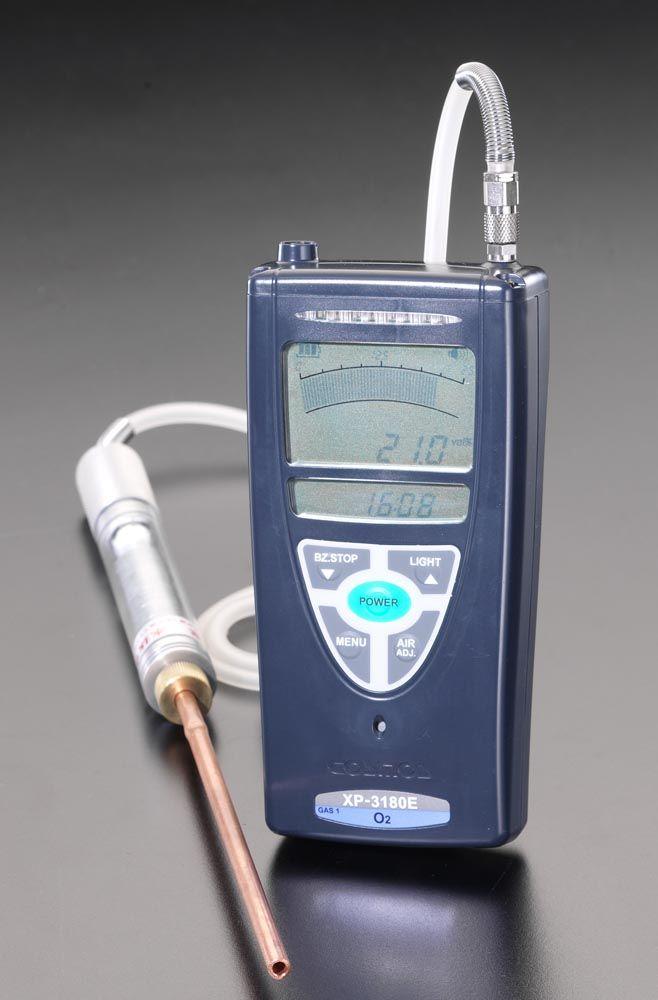 【メーカー在庫あり】 エスコ ESCO デジタル酸素濃度計 000012071573 HD店
